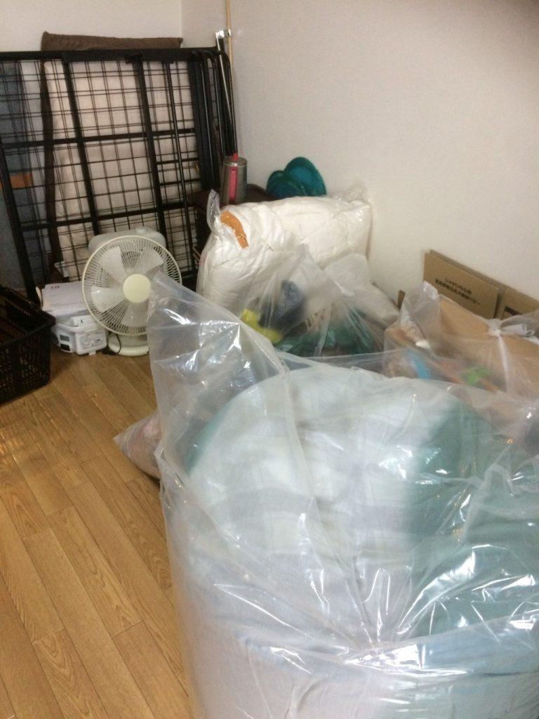 【大垣市】遺品整理に伴い軽トラ一台分の不用品回収