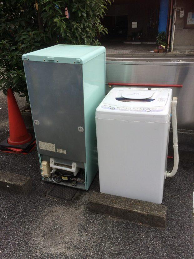 【岐阜市春日町】冷蔵庫、洗濯機の回収☆ご希望の日程での対応や、回収料金にご満足いただけました!