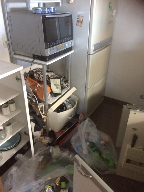 【岐阜市】お引っ越しに伴う不用品の回収☆希望日での迅速な回収にお喜びいただけました!