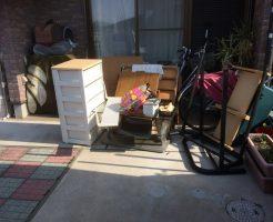 【揖斐郡大野町】軽トラ積みホーダイパック での不用品回収☆お得に不用品を処分でき、とても満足していただきました!