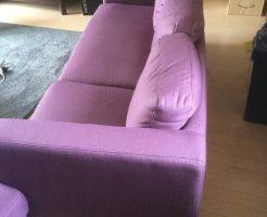 【関市】3人掛けのソファーの回収ご依頼☆2階からもスムーズに搬出しお喜びいただけました!