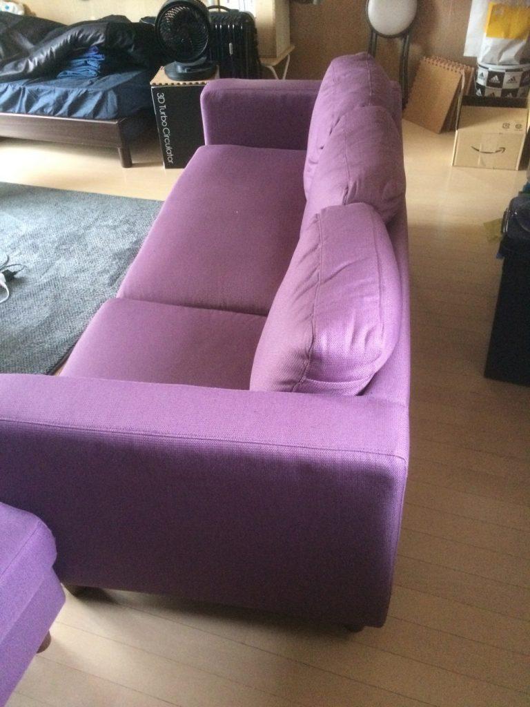 【関市】3人掛けのソファーの回収ご依頼