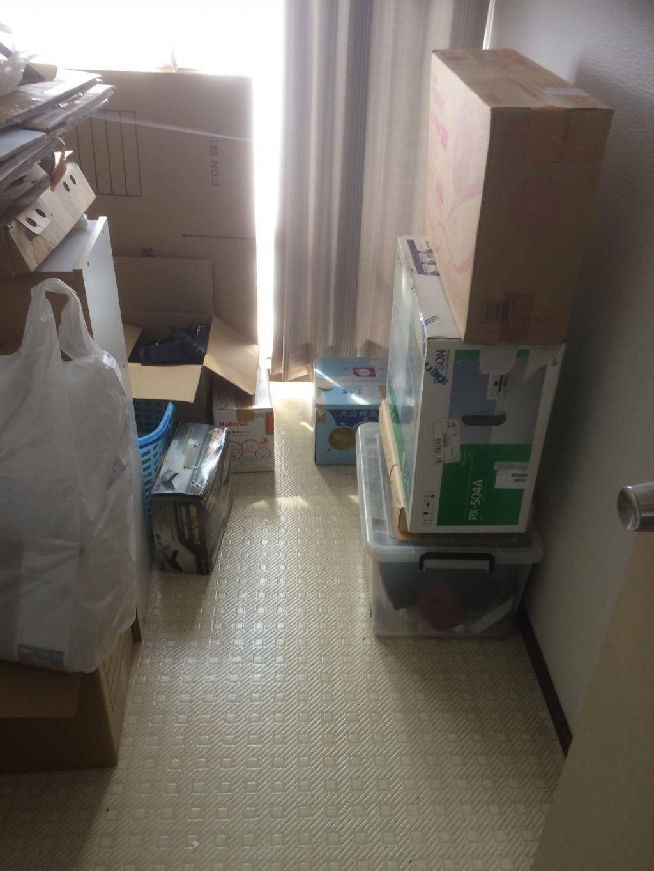 【富加町】片付けで出た不用品を回収・処分ご依頼 お客様の声