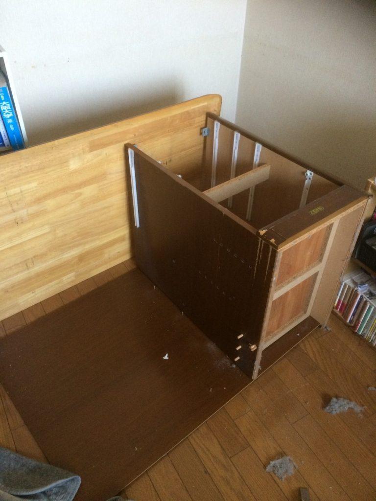 【各務原市蘇原沢上町】机と椅子の出張回収・処分ご依頼 お客様の声