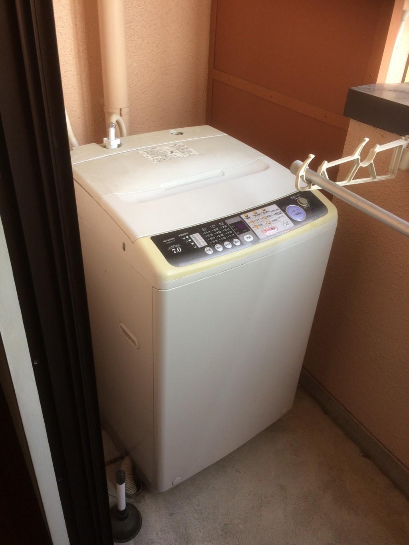 【岐阜市松鴻町】洗濯機の出張不用品回収・処分ご依頼