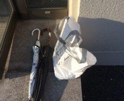 【岐阜市折立】傘と食器の回収☆引越日に間に合ってお喜び頂けました