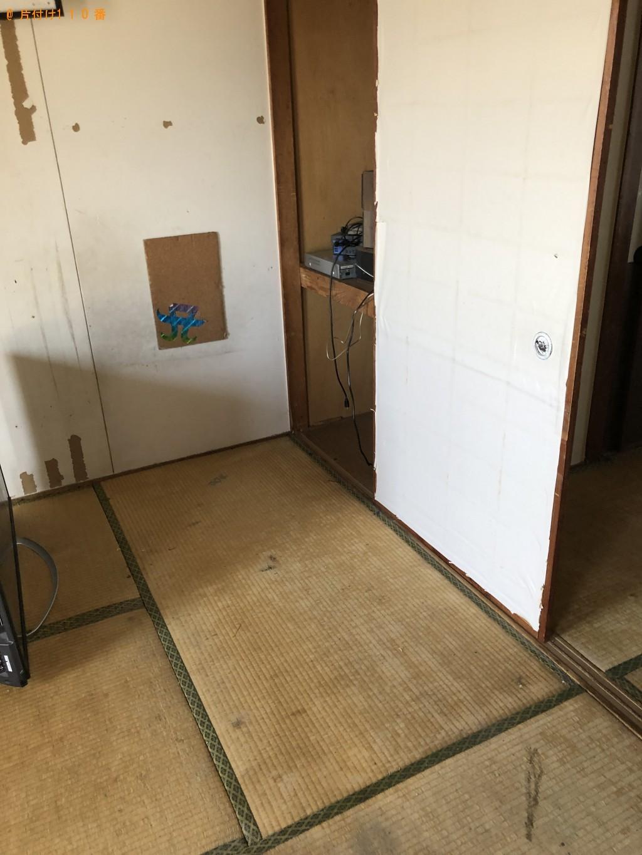 【岐阜市】ソファー、棚、3段の収納ケース等の回収・処分ご依頼