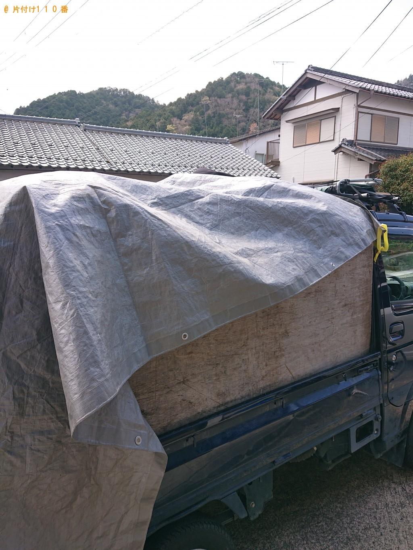 【岐阜市】衣類、収納ケース、収納棚等の回収・処分ご依頼