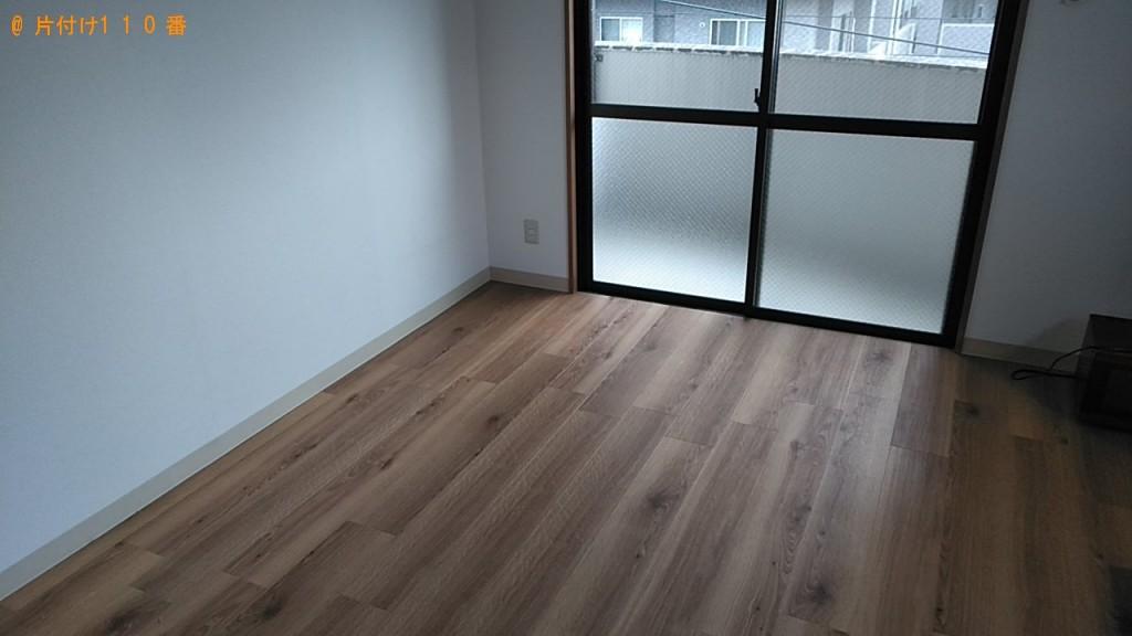 【岐阜市】タンス、シングルベッド、小型家電等の回収・処分ご依頼