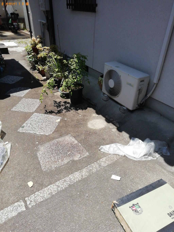 【岐阜市】シングルベッド、ベッドマットレス、布団の回収・処分