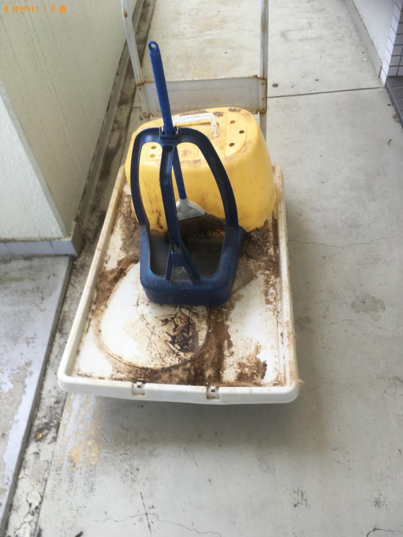 【岐阜市】ペット用品の回収と特殊清掃ご依頼 お客様の声