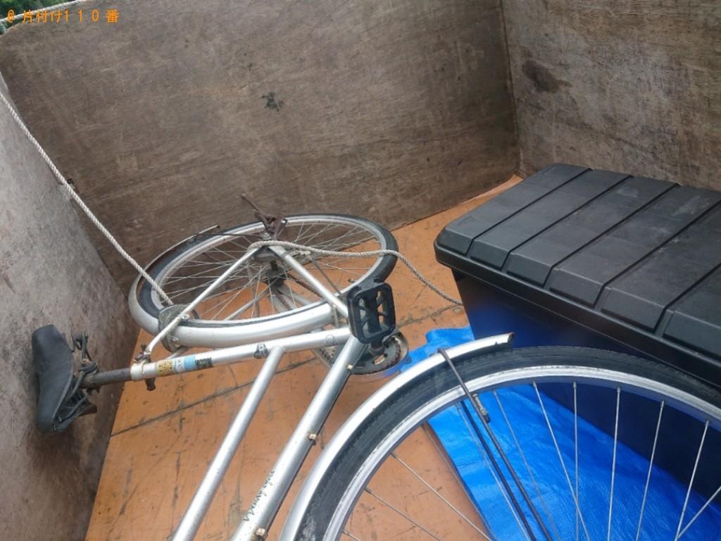 【岐阜市】自転車の回収・処分ご依頼 お客様の声