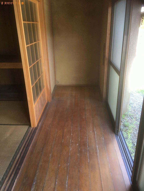 【大垣市】食器棚、仏壇、布団、メタルラック等の回収・処分ご依頼
