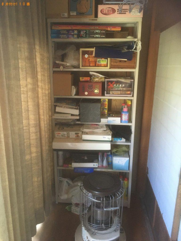 食器棚、仏壇、布団、メタルラック等の回収・処分ご依頼