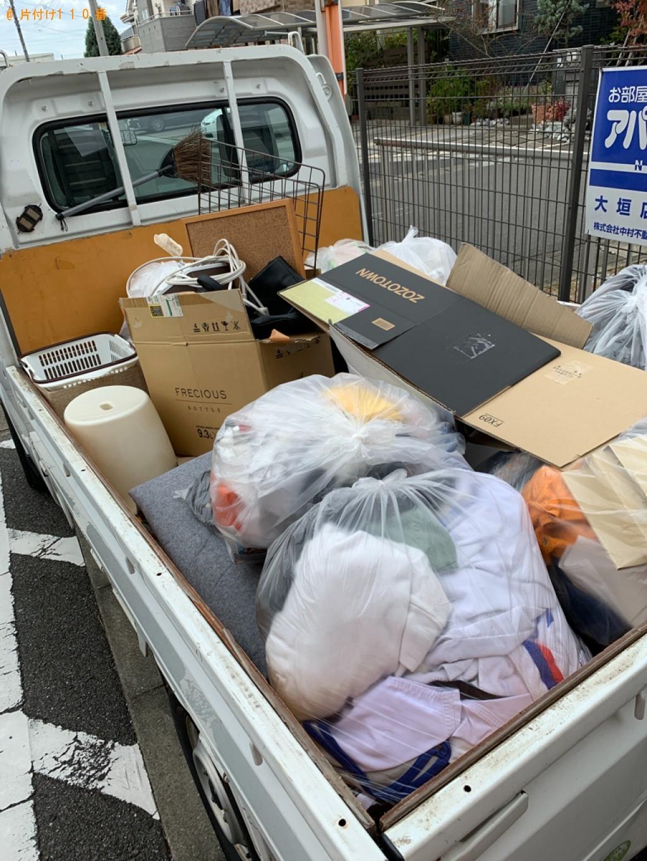 【大垣市長沢町】一般ごみ、段ボール等の回収・処分ご依頼