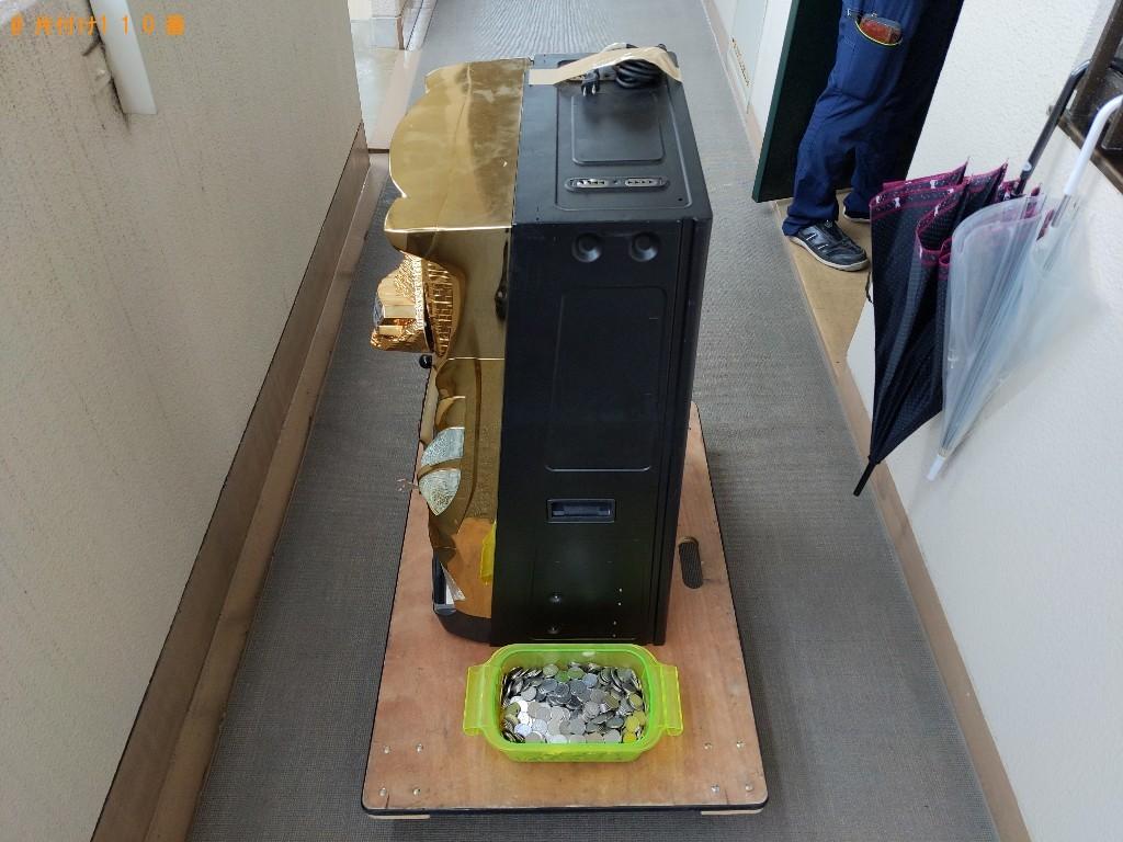 【岐阜市】パチスロ機、雑品の回収・処分ご依頼 お客様の声