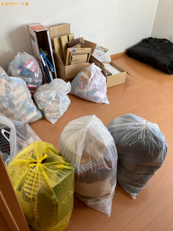 【岐阜市】洗濯機、パソコン、衣装ケース、テレビ台等の回収・処分