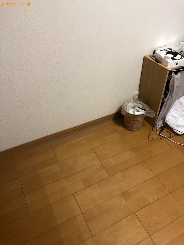 【岐阜市】カラーボックス、椅子、学習机、一般ごみ等の回収・処分