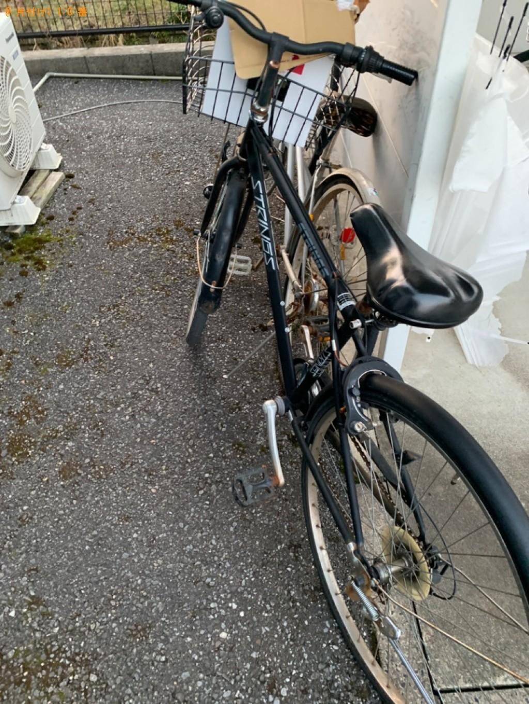 【揖斐郡池田町】自転車の回収・処分ご依頼 お客様の声