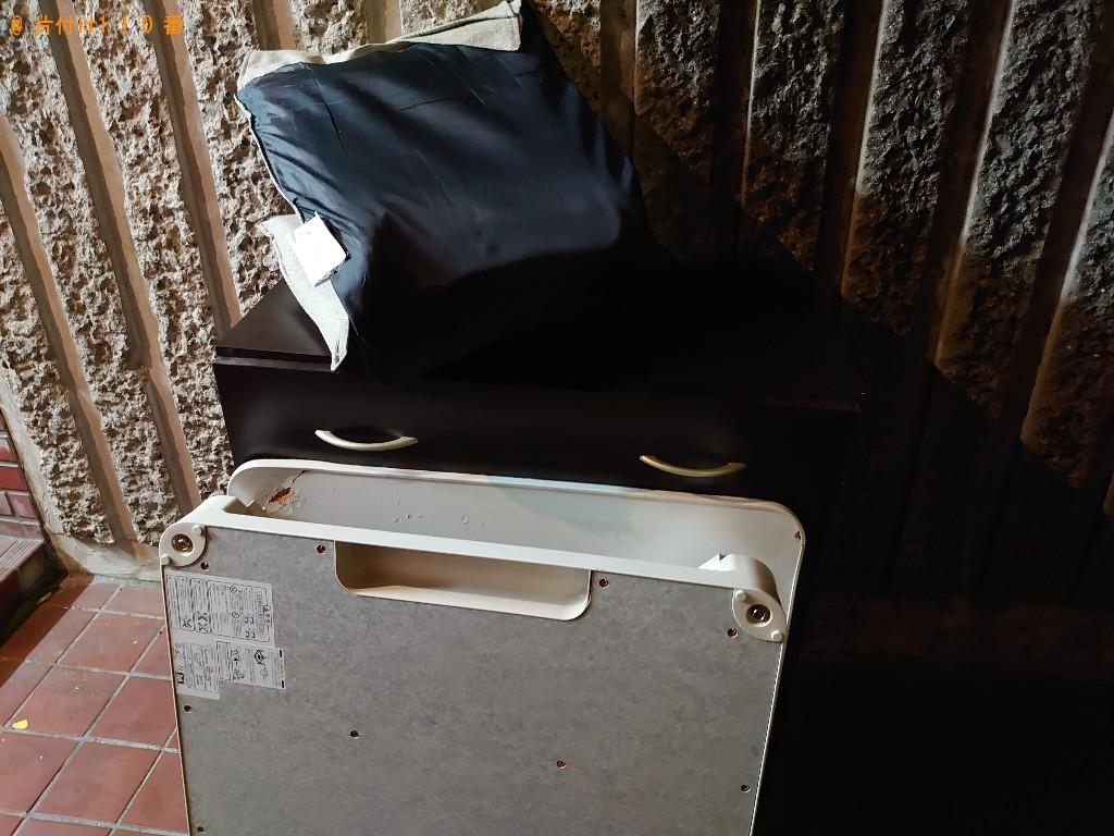 【岐阜市】こたつ、タンス、椅子の回収・処分ご依頼 お客様の声