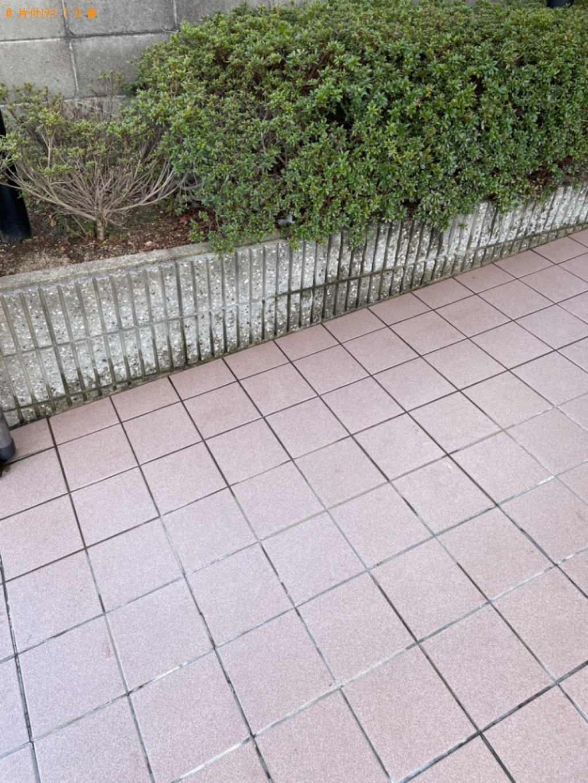 【岐阜市】ウレタンマットレス、マットレス付きシングルベッドの回収