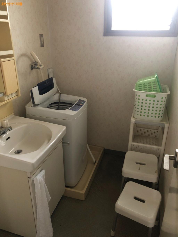 洗濯機、冷蔵庫、掃除機、マットレス付きベッド、布団等の回収・処分
